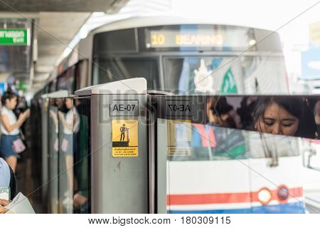 Bts Skytrain Train