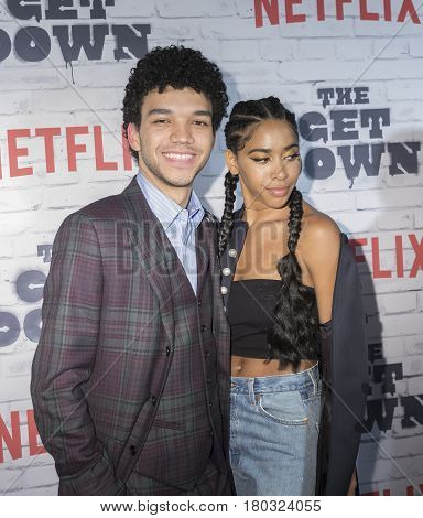 New York Kickoff Party The Get Down Season One Part Two
