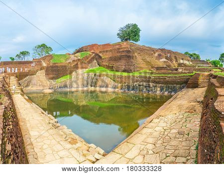 Excursion To Sigiriya Fortress