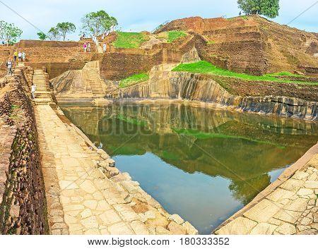 Visit Archaeological Site Of Sigiriya Fortress