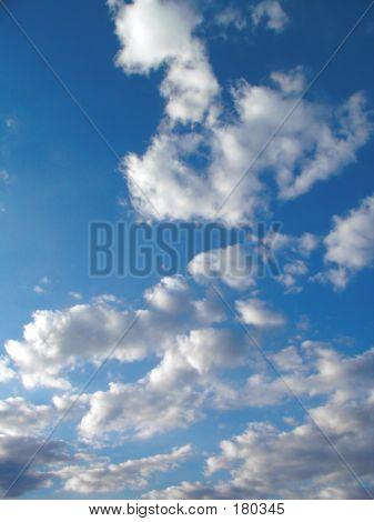 Blue Sky #4