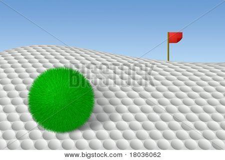 Alternative golf