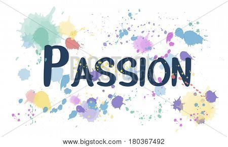 Passion Adore Affection Feelings Love