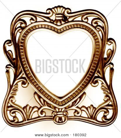 Antique Photoframe