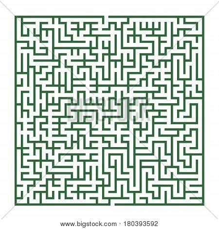 Complex Green Labyrinth