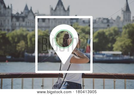 Distance Marker GPS Global Positioning System
