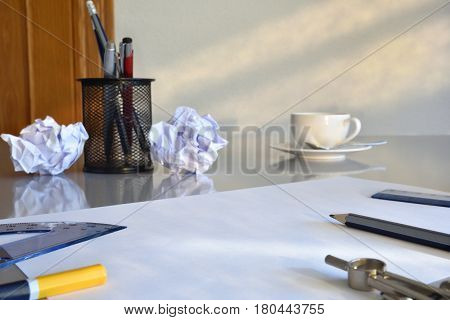 Designer Office Desk Concept Search For Ideas In Business Front