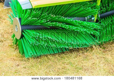 Agriculture Machinery, Hay Machine With Large Brush