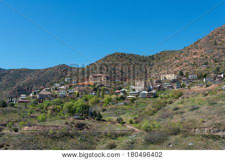 Hilltop Mining Town