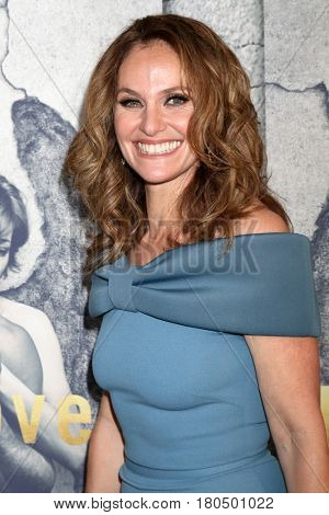 LOS ANGELES - APR 4:  Amy Brenneman at the Premiere Of HBO's