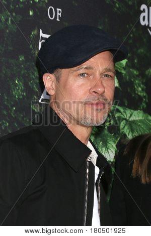 LOS ANGELES - APR 5:  Brad Pitt at the