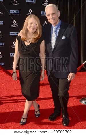 LOS ANGELES - APR 6:  Guest, Keir Dullea at the 2017 TCM Classic Film Festival Opening Night Red Carpet at the TCL Chinese Theater IMAX on April 6, 2017 in Los Angeles, CA
