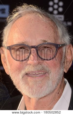 LOS ANGELES - APR 6:  Norman Jewison at the 2017 TCM Classic Film Festival Opening Night Red Carpet at the TCL Chinese Theater IMAX on April 6, 2017 in Los Angeles, CA