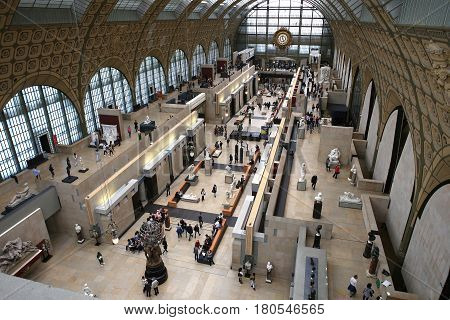 The Orsay Museum, Paris, France