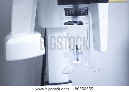 Dentist's X-ray Equipment