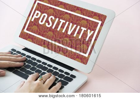 Energized Positivity Freedom Liberation Optimistic