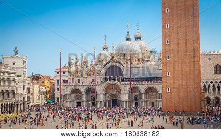 Venice, Italy - June 27, 2016