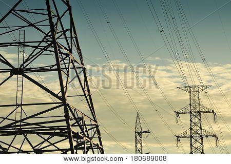 Electric Power Transmission Line