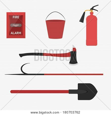 Tools For Fire Fighting