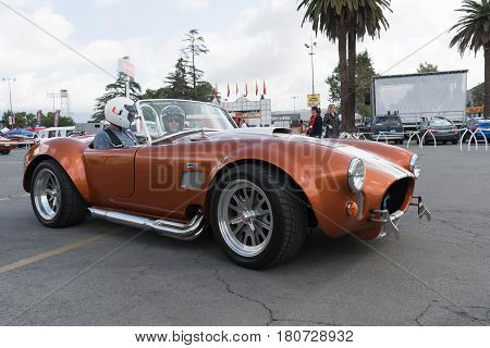 Ford Shelby Cobra 427 On Display