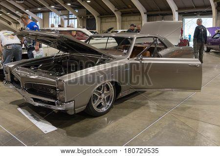 Pontiac Gto On Display