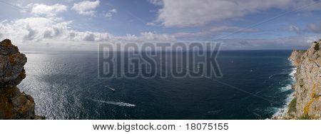 Cape Espichel Ocean View And Sails