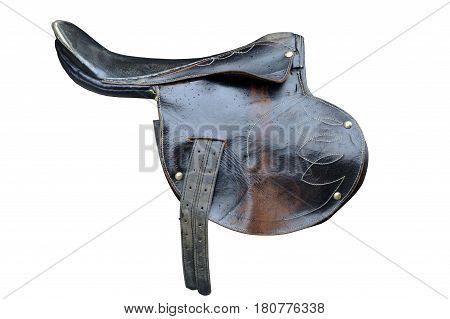 Horse Saddle - Isolated