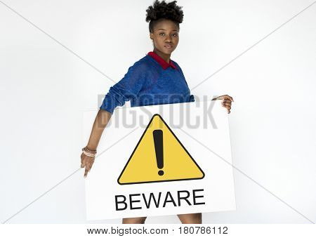 Beware Alert Attention Caution Risk Warning