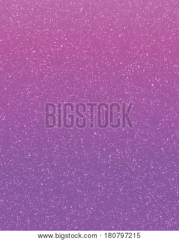 Purple speckled background. Lilac vector background with splash