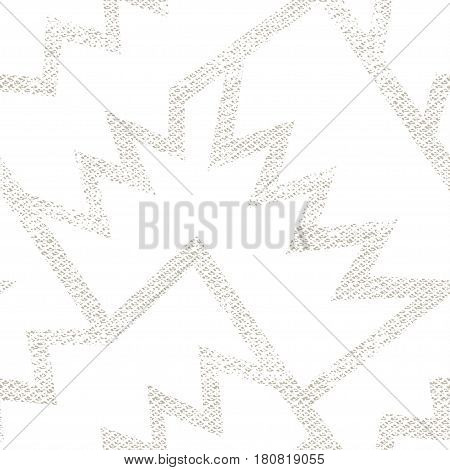 White geometric pattern. Grunge effect (vector eps 10)