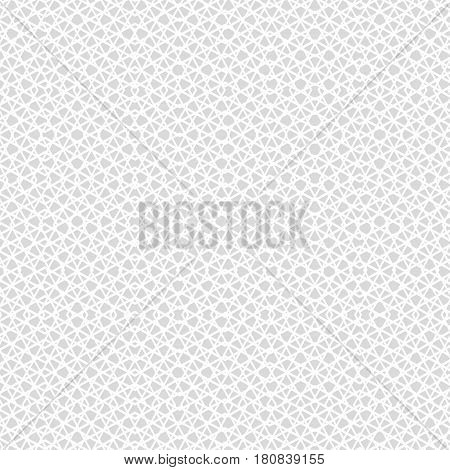 Abstract background card banner with thin white lace pattern. Vector illustration