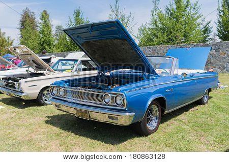 Dodge Coronet 500On Display