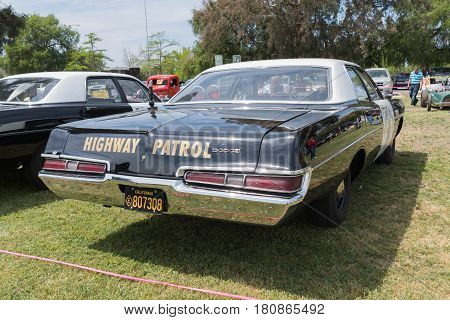 Dodge California Highway Patrol Car
