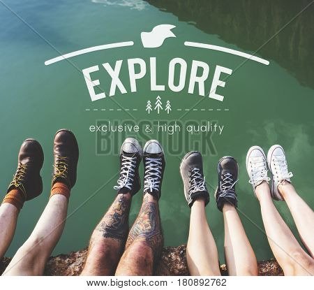 Travel Holiday Vacation Friends Wanderlust