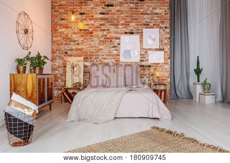 Stylish Decor Of Bedroom