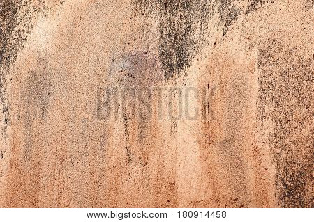 Beautiful golden painted Background for Your Design with Copyspace