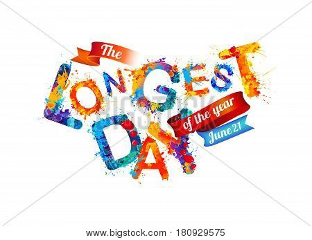 The Longest Day. June 21.