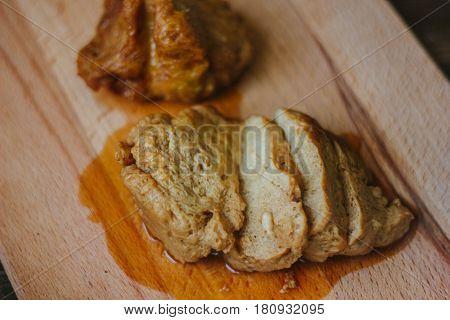 Vegetarian Meat - Seitan