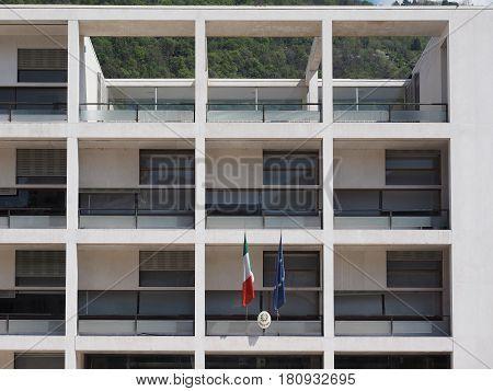 Casa Del Fascio In Como