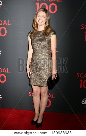 LOS ANGELES - APR 8:  Zoe Perry at the