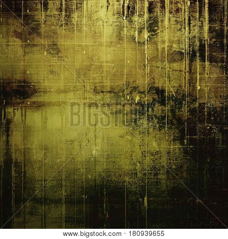 Hi res grunge texture or retro background. With different color patterns: yellow (beige); brown; green; gray; black