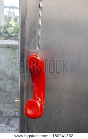 phone booth the austrian telekom