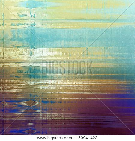 Vintage old texture for creative retro background. With different color patterns: yellow (beige); brown; blue; purple (violet); cyan; white