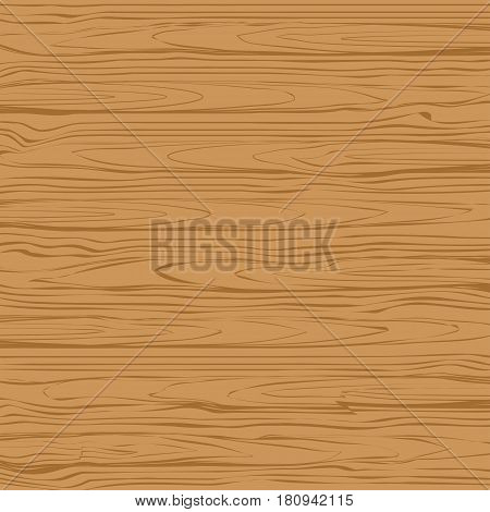 Brown wood texture background, vector wooden background