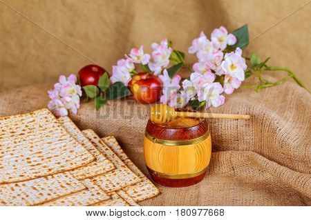 Jewish Holiday Symbol Traditional