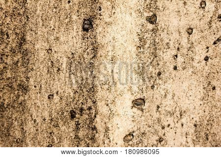 Old plaster on the wall. Grunge concrete texture. Grunge stucco background. Retro texture. Vintage texture. Distress Texture.
