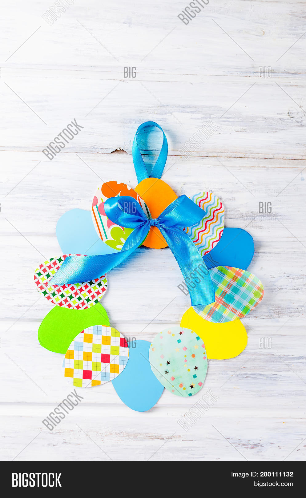 Craft Paper Form Image Photo Free Trial Bigstock