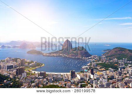 View Of The Rio De Janeiro