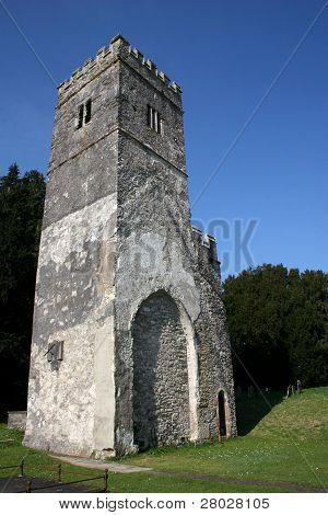 Church Tower,Dartington