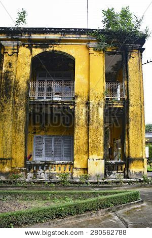 The Royal Treasury With In The Imperial City, Hue, Vietnam
